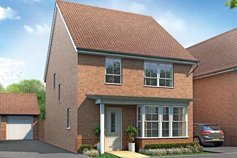 Barratt Homes - Barratt @ The Nurseries - The Kentdale - Plot 294 at Darcie Park, Darsdale Farm, Chelveston Road NN9