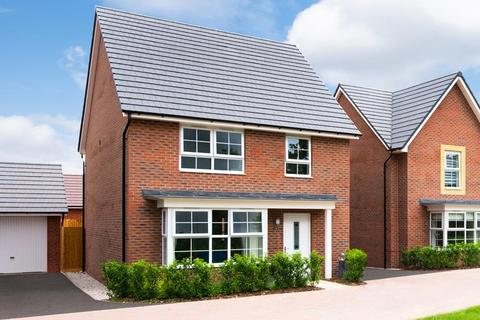 Barratt Homes - Barratt @ The Nurseries