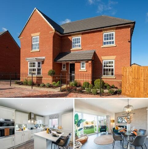 5 bedroom detached house for sale - Plot 9, Manning at Lavendon Fields, Soames Close, Lavendon, OLNEY MK46