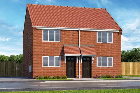 2 bedroom house for sale - Plot 28, The Buttercup at Meadow View, Shirebrook, Meadow Lane, Shirebrook NG20