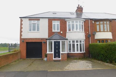 4 bedroom semi-detached house for sale - ST CHARLES ROAD, TUDHOE VILLAGE, SPENNYMOOR DISTRICT