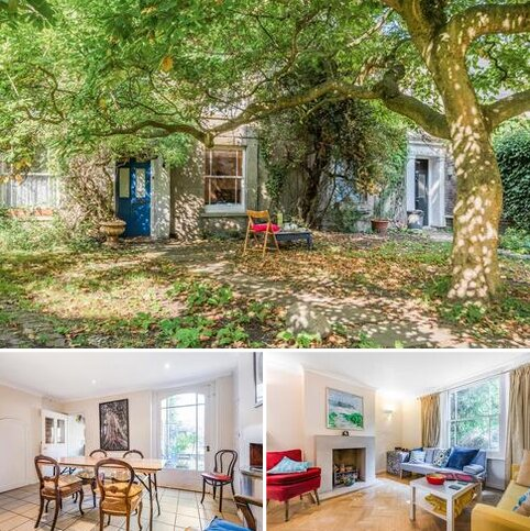 3 bedroom terraced house for sale - Arlington Cottages, Chiswick