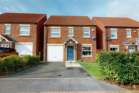 3 bedroom detached house for sale - Chaffinch Road, Easington Lane, DH5