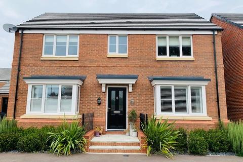 4 bedroom detached house for sale - Badger Avenue, , Melton Mowbray, LE13 0GD