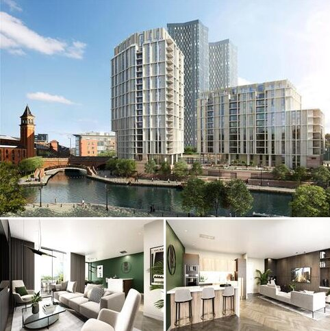 1 bedroom flat for sale - Castle Wharf, 2a Chester Road, Manchester, M15