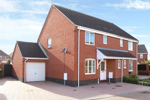 3 bedroom semi-detached house for sale - Mast Close, Carlton Colville, Lowestoft, NR33