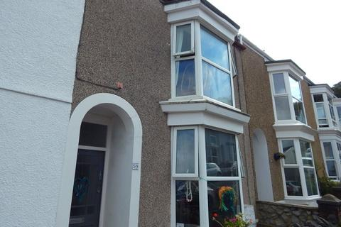 2 bedroom terraced house for sale - Woodville Road, Mumbles, Swansea, City & County Of Swansea. SA3 4AE