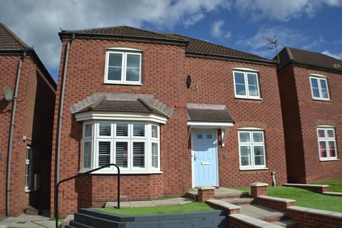 4 bedroom detached house for sale - Groeswen Park, Port Talbot, Neath Port Talbot. SA13 2AZ
