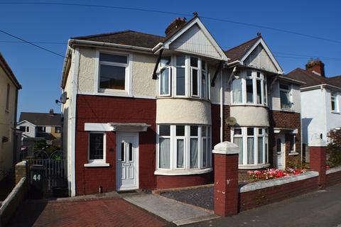 3 bedroom semi-detached house for sale - Bracken Road, Margam, Port Talbot, Neath Port Talbot. SA13 2AY