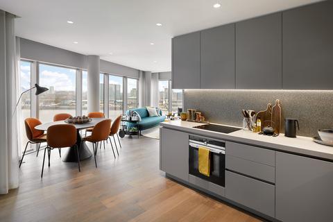 3 bedroom flat for sale - No. 5, 2 Cutter Lane, Upper Riverside, Greenwich Peninsula, SE10