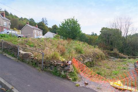 Land for sale - Prossers Terrace, Cymmer, Port Talbot, West Glamorgan