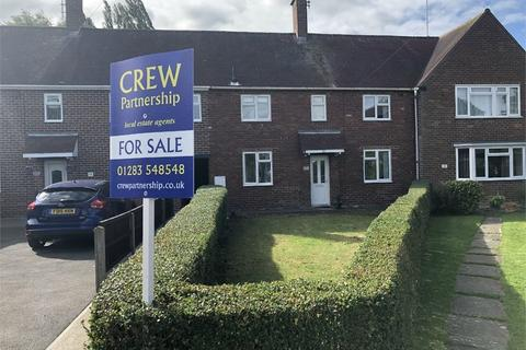 3 bedroom terraced house for sale - Beacon Drive, Rolleston-on-Dove, BURTON-ON-TRENT, Staffordshire