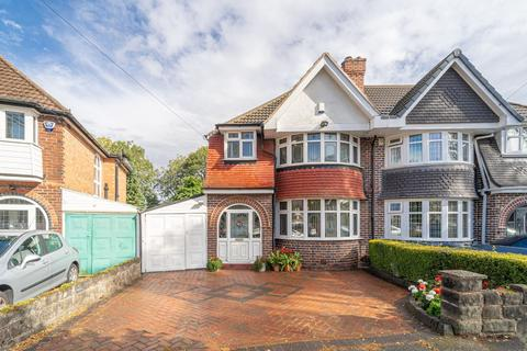 3 bedroom semi-detached house for sale - Lulworth Road, Hall Green