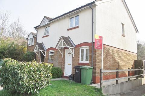 2 bedroom end of terrace house to rent - Devonshire Gardens, Bursledon, Southampton, SO31 8HE