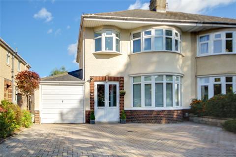 3 bedroom semi-detached house for sale - Bouverie Avenue, Lakeside, Swindon, Wiltshire, SN3