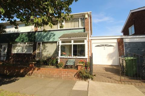 3 bedroom semi-detached house for sale - St. Andrews Drive, Low Fell