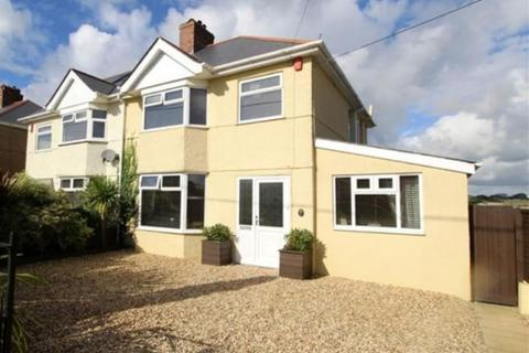 4 bedroom semi-detached house for sale - Fort Austin Avenue, Plymouth