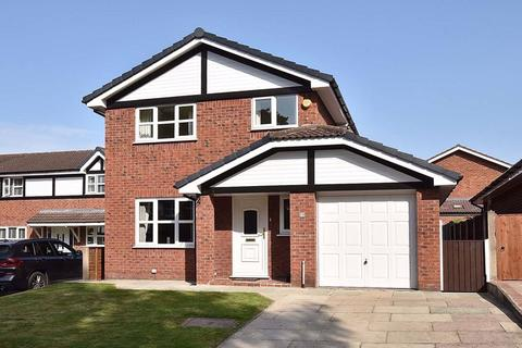 3 bedroom detached house for sale - Spey Close, Altrincham