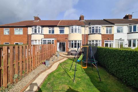 3 bedroom terraced house for sale - Dene View, Ashington, Three Bedroom Terraced House