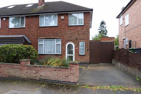 3 bedroom semi-detached house for sale - Sheringham Road, Stadium Estate, Leicester