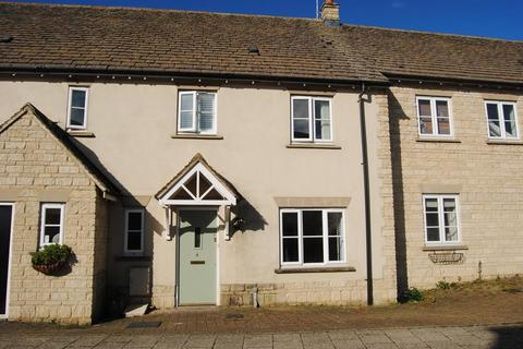 3 bedroom terraced house to rent - Campion Way, Madley Park, Witney, Oxon, OX28 1GH