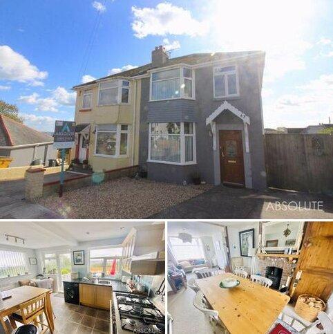 3 bedroom semi-detached house for sale - Hillside Road, Paignton