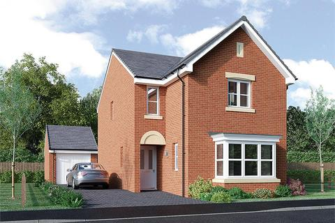 4 bedroom detached house for sale - Plot 74, Fraser at Braidfields, Queen Mary Avenue G81