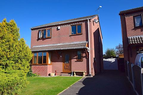 4 bedroom detached house for sale - Severn Crescent, North Wingfield, Chesterfield
