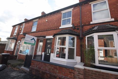 2 bedroom terraced house to rent - Wallis Street, Basford, Nottingham, NG6 0EP