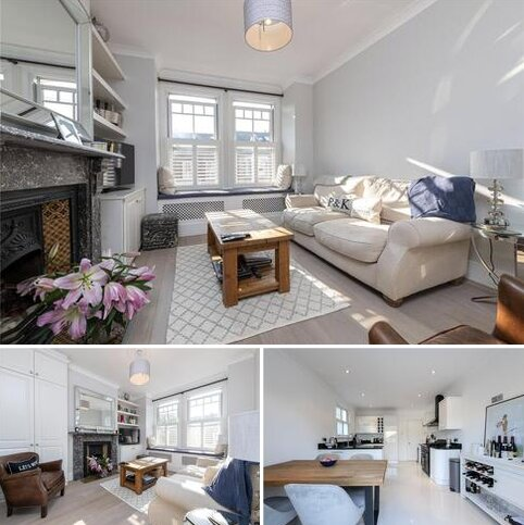 3 bedroom flat for sale - Hambalt Road, SW4