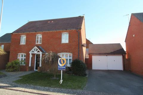 4 bedroom detached house for sale - Maes Slowes Leyes, Rhoose Point