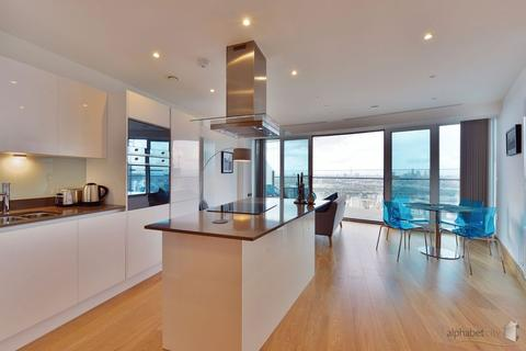 2 bedroom apartment to rent - ARENA TOWER, ISLE OF DOGS E14