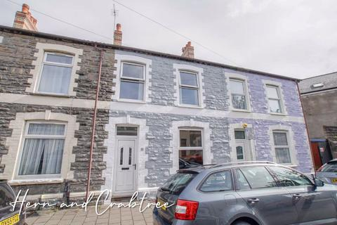 3 bedroom terraced house for sale - Cecil Street, Cardiff