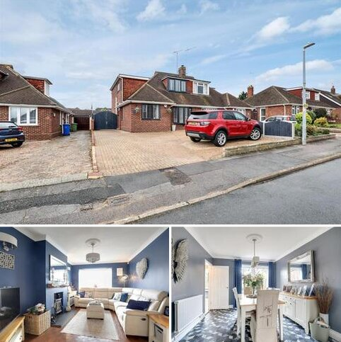 4 bedroom semi-detached house for sale - Sterling Road, Sittingbourne