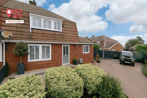3 bedroom end of terrace house for sale - Knights Road, Hoo, Rochester, ME3