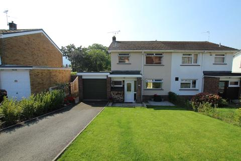 3 bedroom semi-detached house for sale - Delafield Road, Abergavenny, NP7
