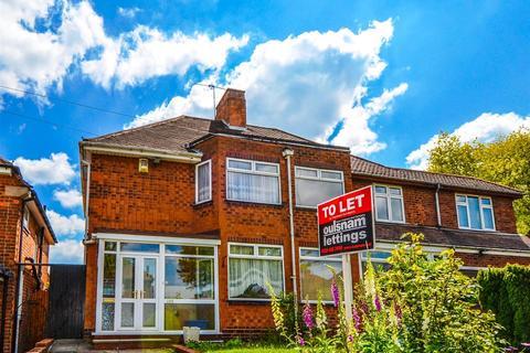 3 bedroom semi-detached house to rent - Newlands Road, Stirchley, Birmingham
