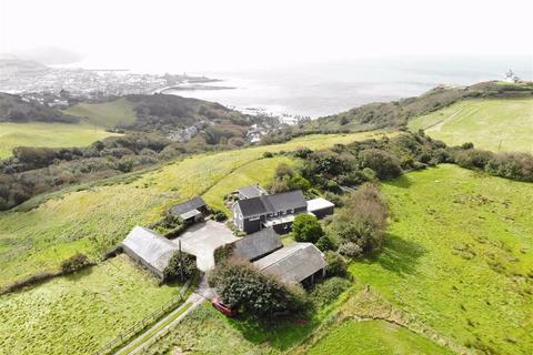4 bedroom property with land for sale - Cliff Terrace, Aberystwyth, Ceredigion, SY23