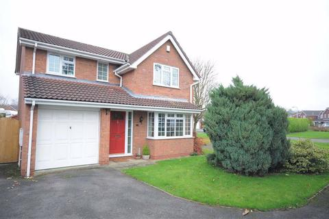 4 bedroom detached house to rent - Bakewell Drive, Stone
