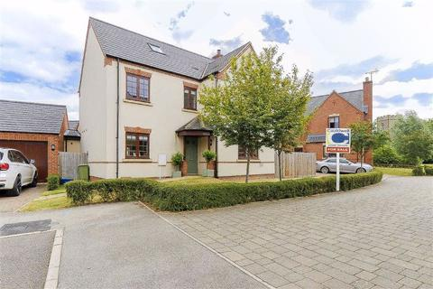 5 bedroom detached house for sale - Dean Forest Way, Broughton Village, Milton Keynes