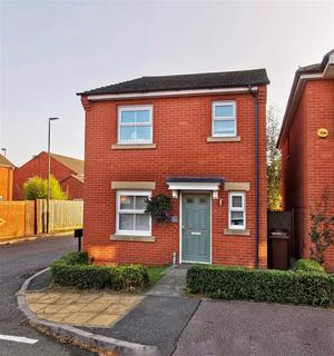 3 bedroom detached house for sale - Wildhay Brook, Hilton, Derby