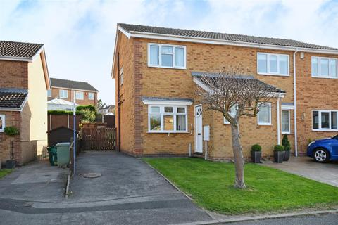 2 bedroom semi-detached house for sale - Malia Road, Chesterfield