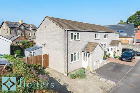2 bedroom end of terrace house for sale - Park Road, Builth Wells