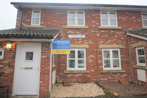 3 bedroom end of terrace house to rent - Wesley Court, Langley Moor