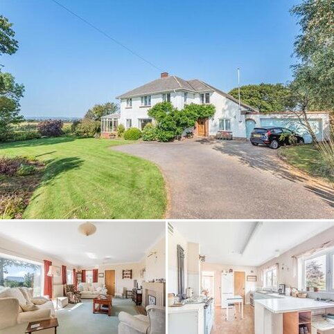 4 bedroom detached house for sale - Woodbury, Exeter