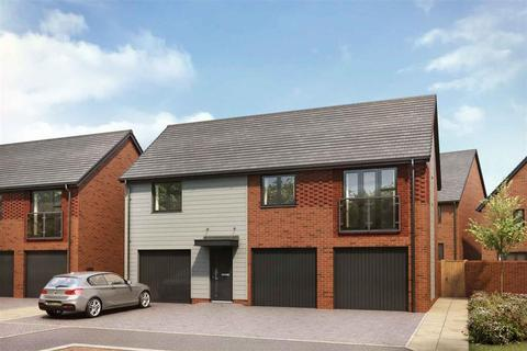 Taylor Wimpey - Woodlands Chase at Whiteley Meadows - The Byford - Plot 49 at Kestrel Park, Bursledon Road, Bursledon SO31
