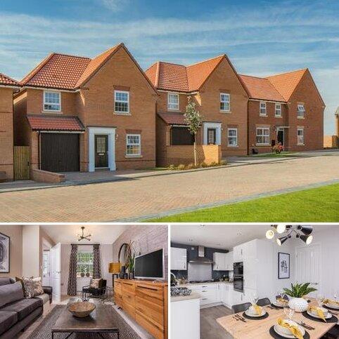 3 bedroom detached house for sale - Plot 231, Abbeydale at Hesslewood Park, Jenny Brough Lane, Hessle, HESSLE HU13