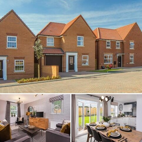 3 bedroom detached house for sale - Plot 230, Abbeydale at Hesslewood Park, Jenny Brough Lane, Hessle, HESSLE HU13
