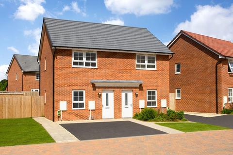 2 bedroom end of terrace house for sale - Plot 74, KENLEY at The Long Shoot, Fleece Lane, Nuneaton, NUNEATON CV11