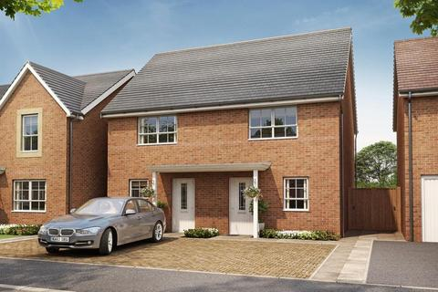 2 bedroom semi-detached house for sale - Plot 100, WALTHAM at City Heights, Somerset Avenue, Leicester, LEICESTER LE4